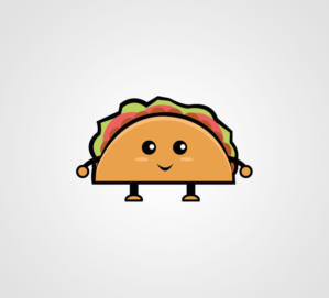 Character Design for a Taco Mascot   Mascot Design by Erkou