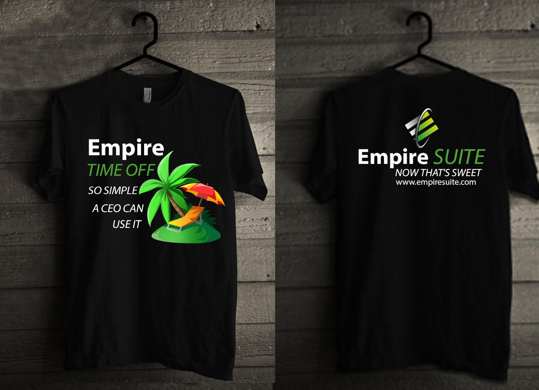 900a67b8bcad9 Diseño de Camiseta por creative gravity para WSG Systems Corp.