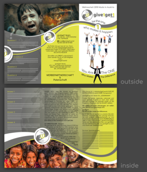 example flyer projects for ngo flyer design templates - Ngo Brochure Templates