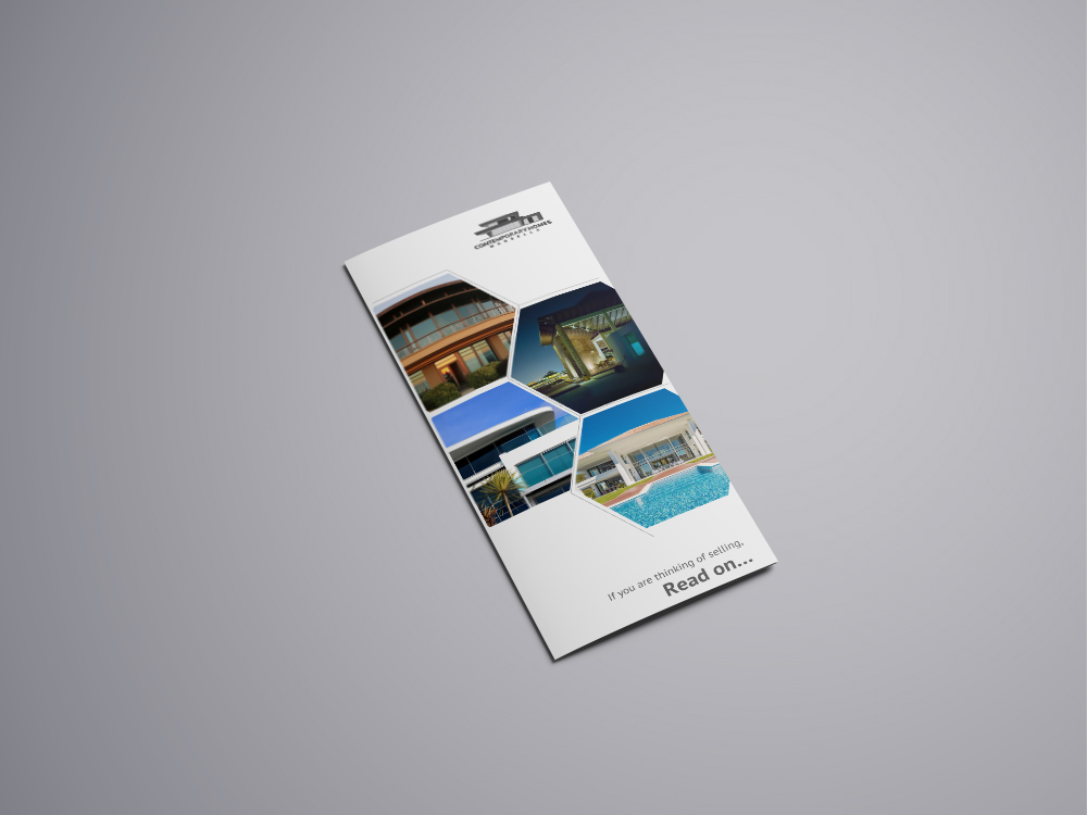 Contemporary Flyer | Modern Professional Real Estate Agent Flyer Design For