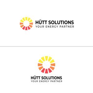 Modern, Bold Logo Design for Hütt your energy partner by