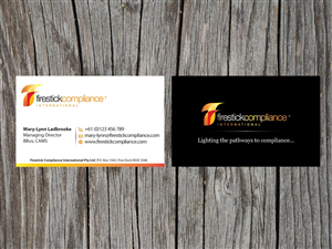 Business Card Design Contest Submission #676780