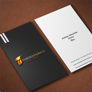 Business Card Design Contest Submission #676590