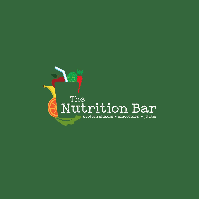 Nutrition-Rich Juice Bar Logo by Maxo-Biz