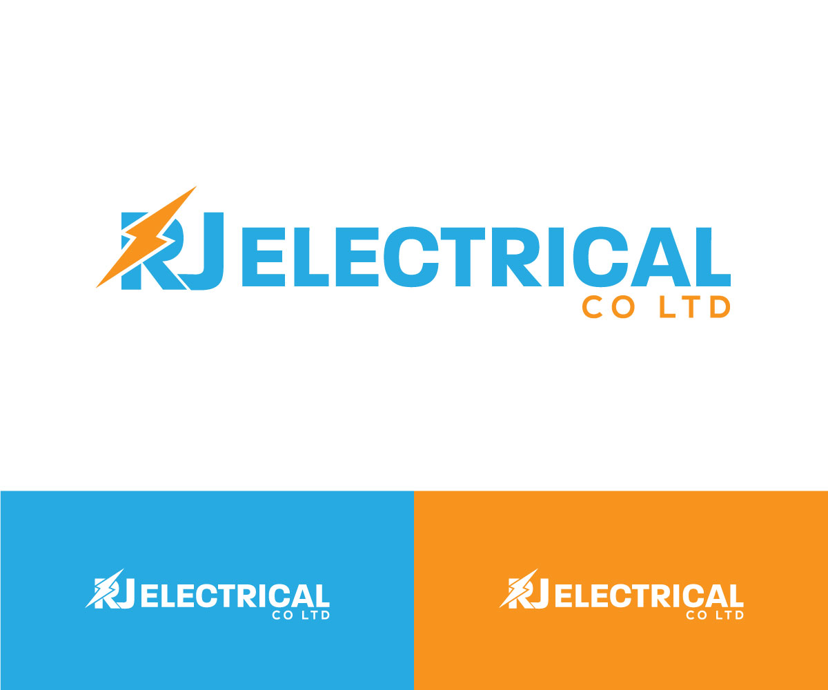 Serious, Modern, Electrical Power Logo Design for The
