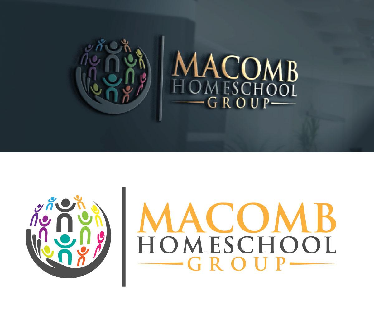 Logo Design For Macomb Homeschool Group