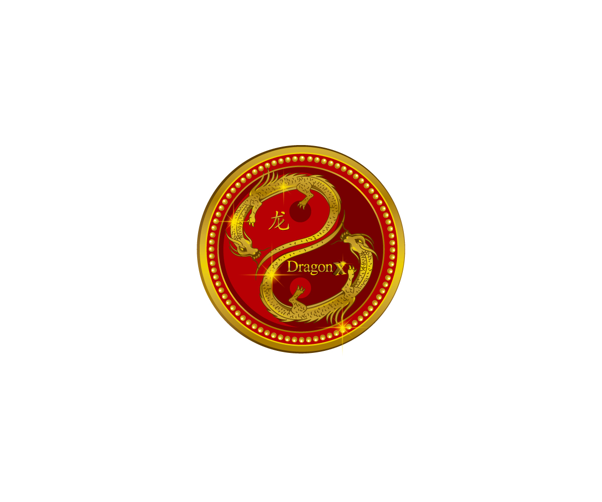 Upmarket Serious Education Logo Design For Dragonx And The Chinese