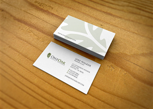 Business Card Design by Roy