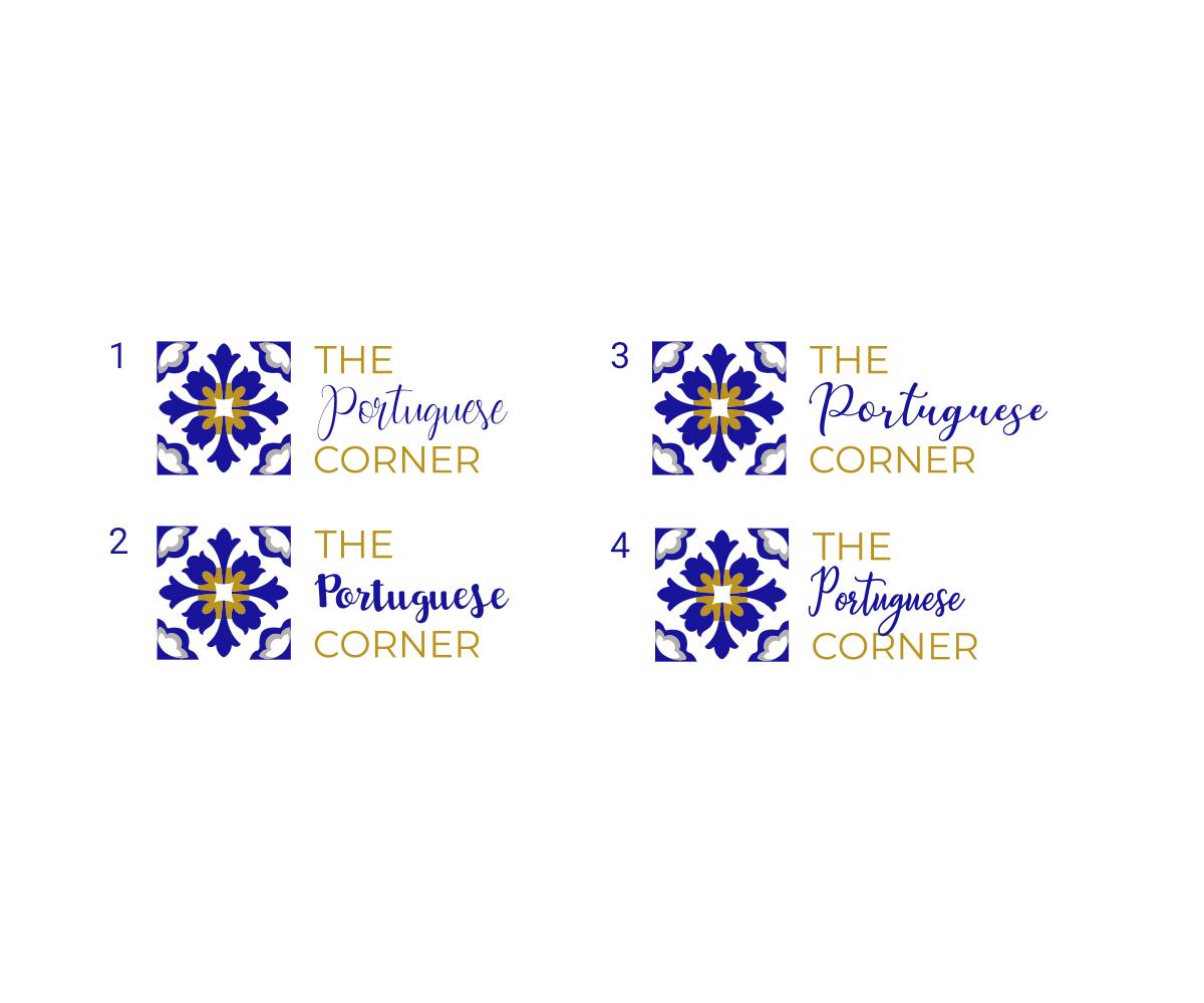 Conservative, Upmarket Logo Design for The Portuguese Corner by ...