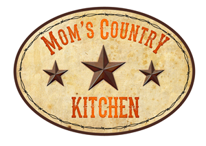 Signage Design by Dean's Designs - Mom's Country Kitchen
