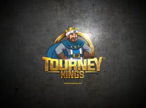 Tourney Kings | Logo Design by antoneofull
