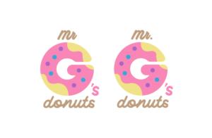 Mr G donuts | Logo Design by GLDesigns