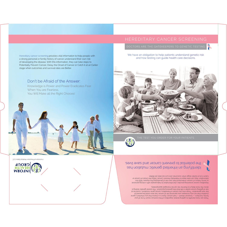 Bold, Modern, Medical Brochure Design for Pro Care