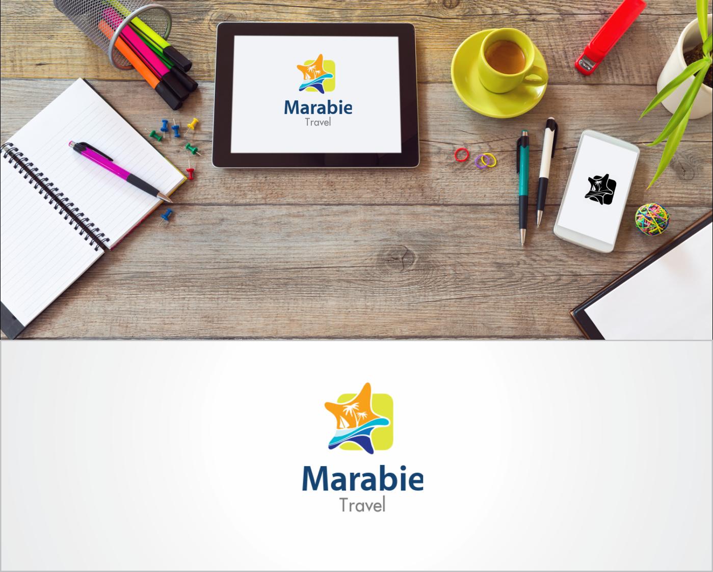Upmarket, Conservative, Travel Agent Logo Design for Marabie Travel