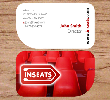 Business Card Design by SN