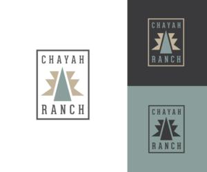 Chayah Ranch | Logo Design by Thomas DeHart