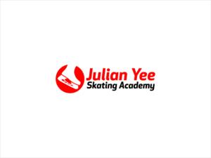 Pool logo ideas Vector Julian Yee Skating Academy Logo Design By Lkstudio Logotournament Ice Skating Logo Designs 41 Logos To Browse