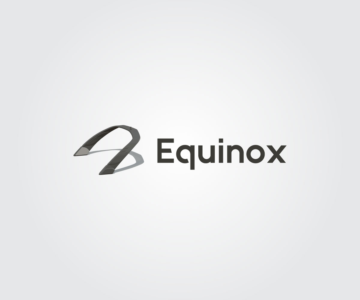 Masculine, Bold, Sporting Good Logo Design for Equinox by