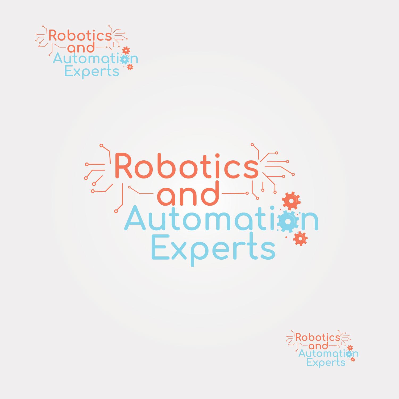 Professional Feminine Logo Design For Delta Semi Robotics And