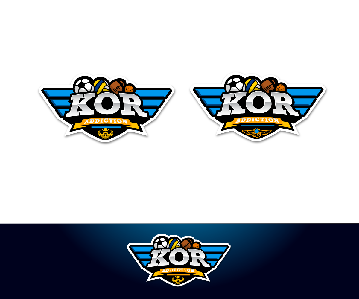 Playful, Modern, Entertainment Logo Design for korAddiction by