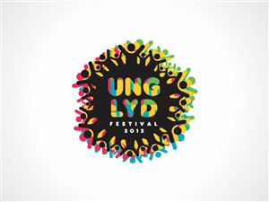 121 Professional Festival Logo Designs For UngLyd A