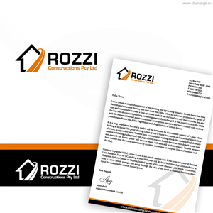 ... to Building company needs a new logo and letterhead design (Closed