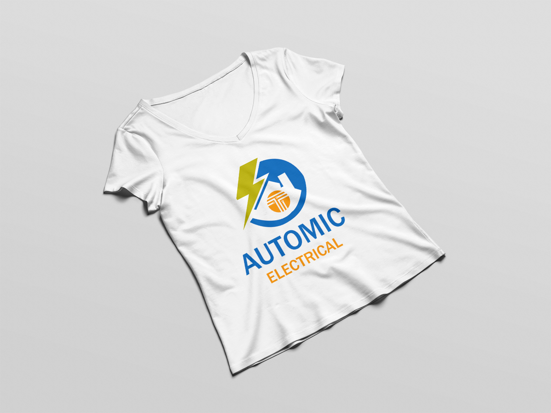 Modern Upmarket T Shirt Design For A Company By Pixel Art