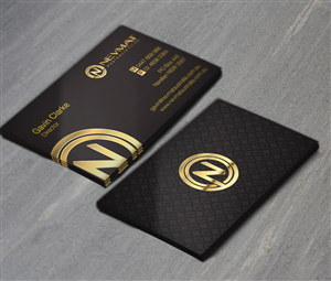 70 Elegant Playful Industrial Business Card Designs for a ...