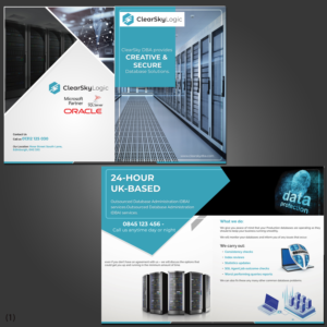 Management Brochure Designs | 83 Brochures to Browse - Page 2