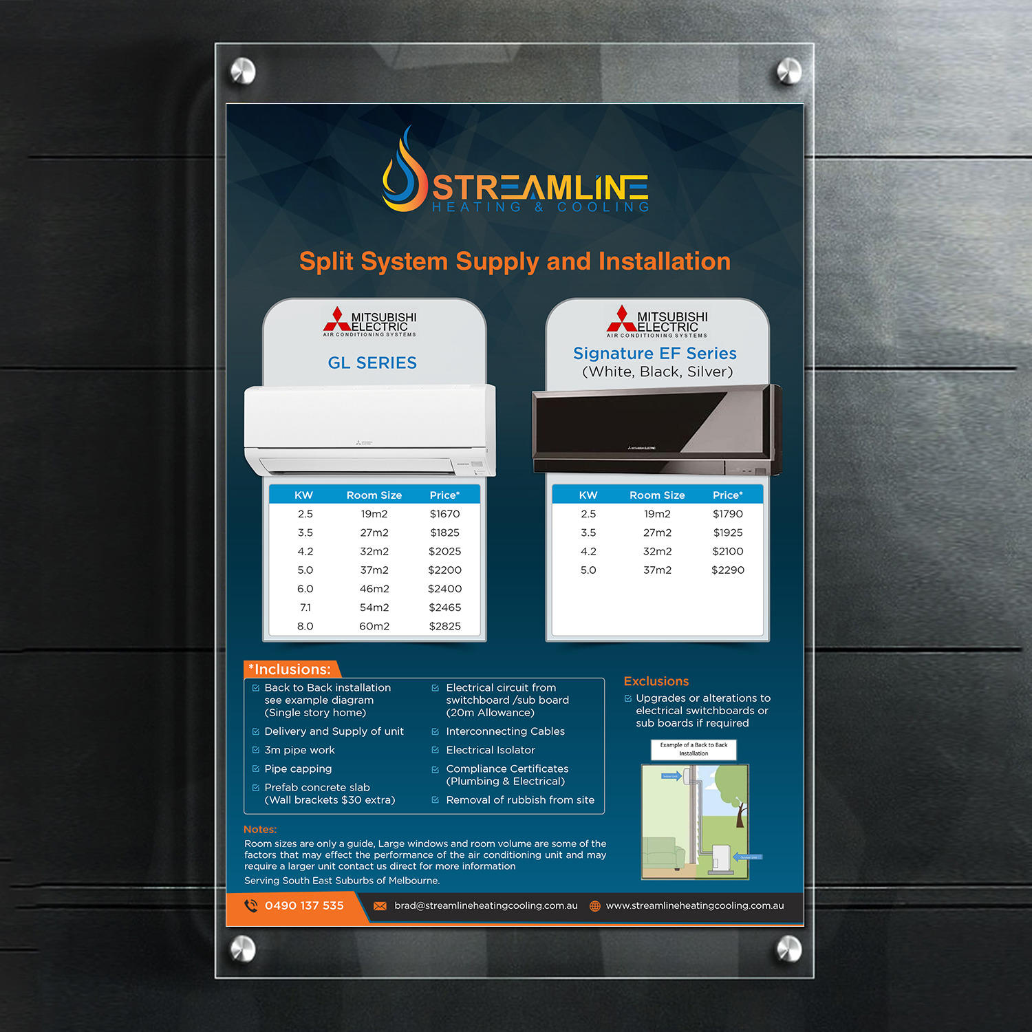 Serious Elegant Air Conditioning Flyer Design For Streamline Electric Circuit By Debdesign Heating Cooling 19690051