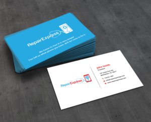 Phone Repair Business Card Designs 12 Business Cards To Browse
