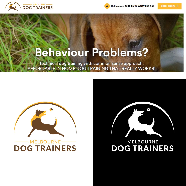 Serious, Professional, Pet Logo Design for Melbourne Dog