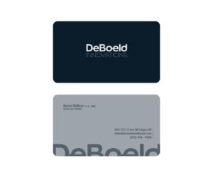 Business card design custom business card design service 6048 example business card design projects reheart Choice Image