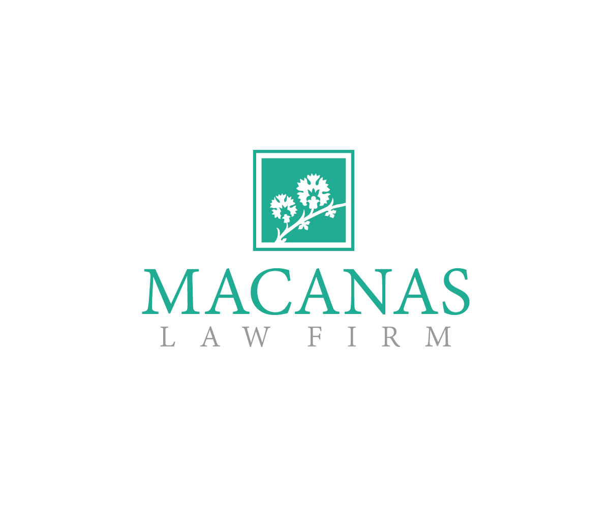 Serious, Professional, Law Firm Logo Design for Macanas Law