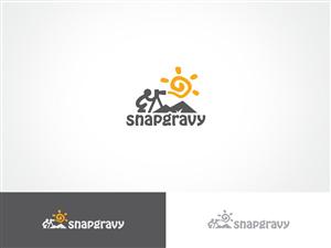 SNAPGRAVY | Logo Design by ArtTank