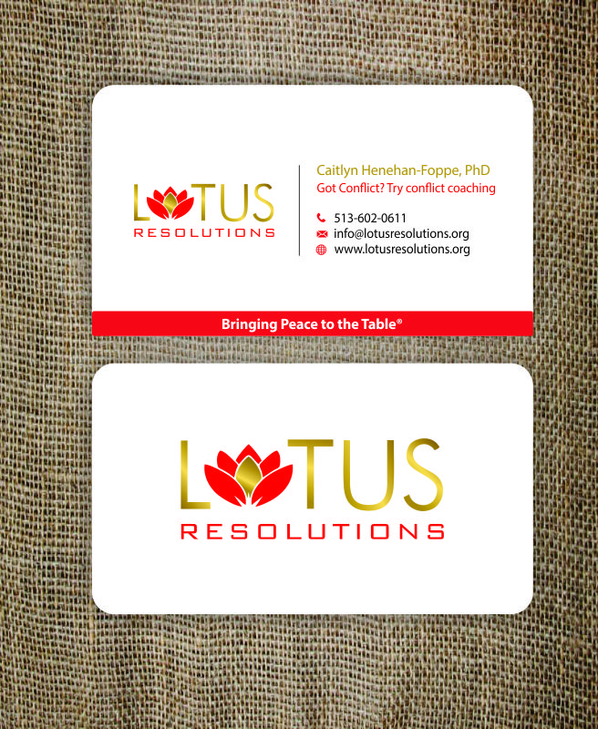 91 Carte De Visite Lotus