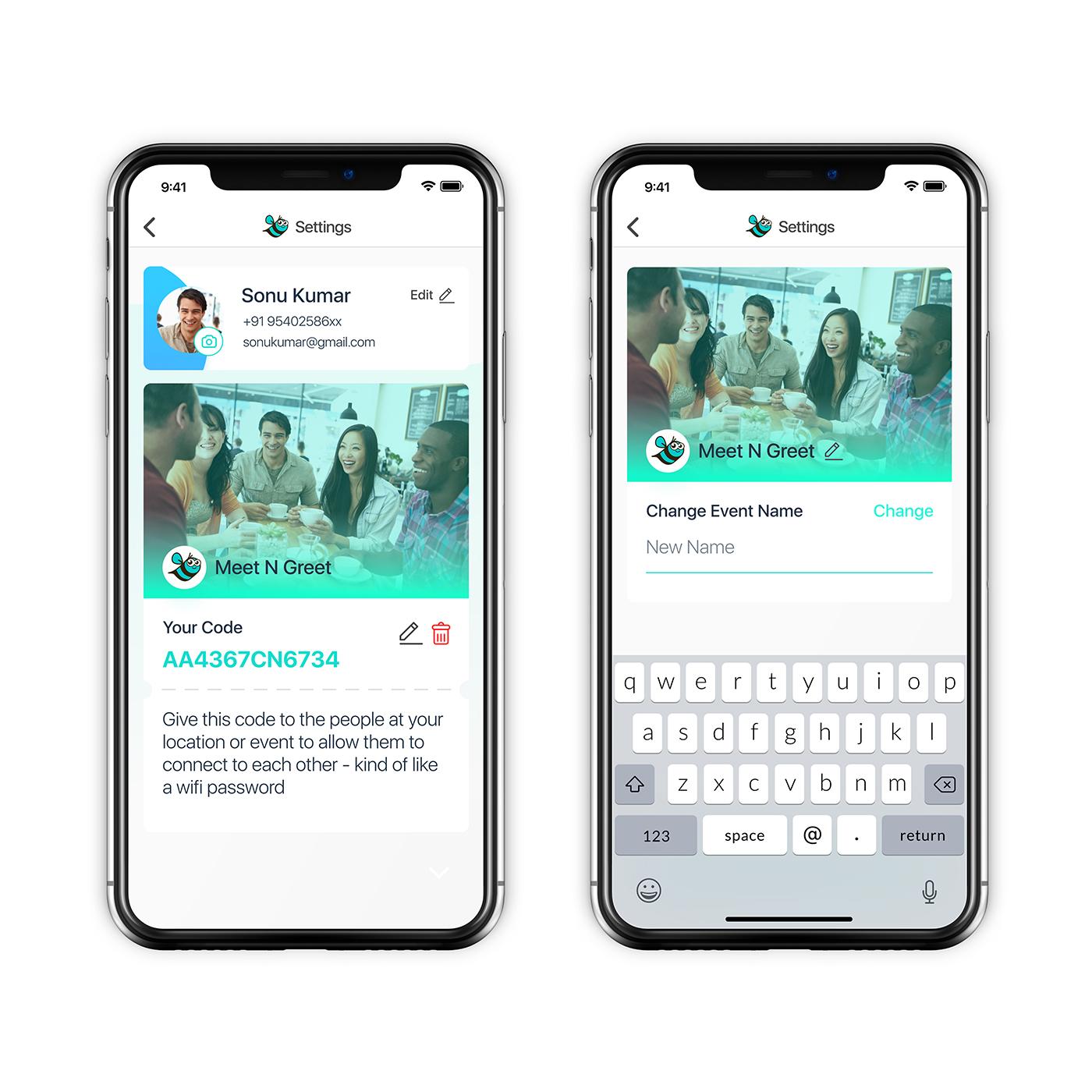 Modern, Upmarket, Charity App Design for BeFun BeKind by SonuKumar
