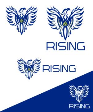 Rising | Logo Design by StudioD?