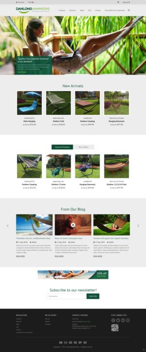 BigCommerce Design by pb for GardenFurniturePro.com   Design: #19795275