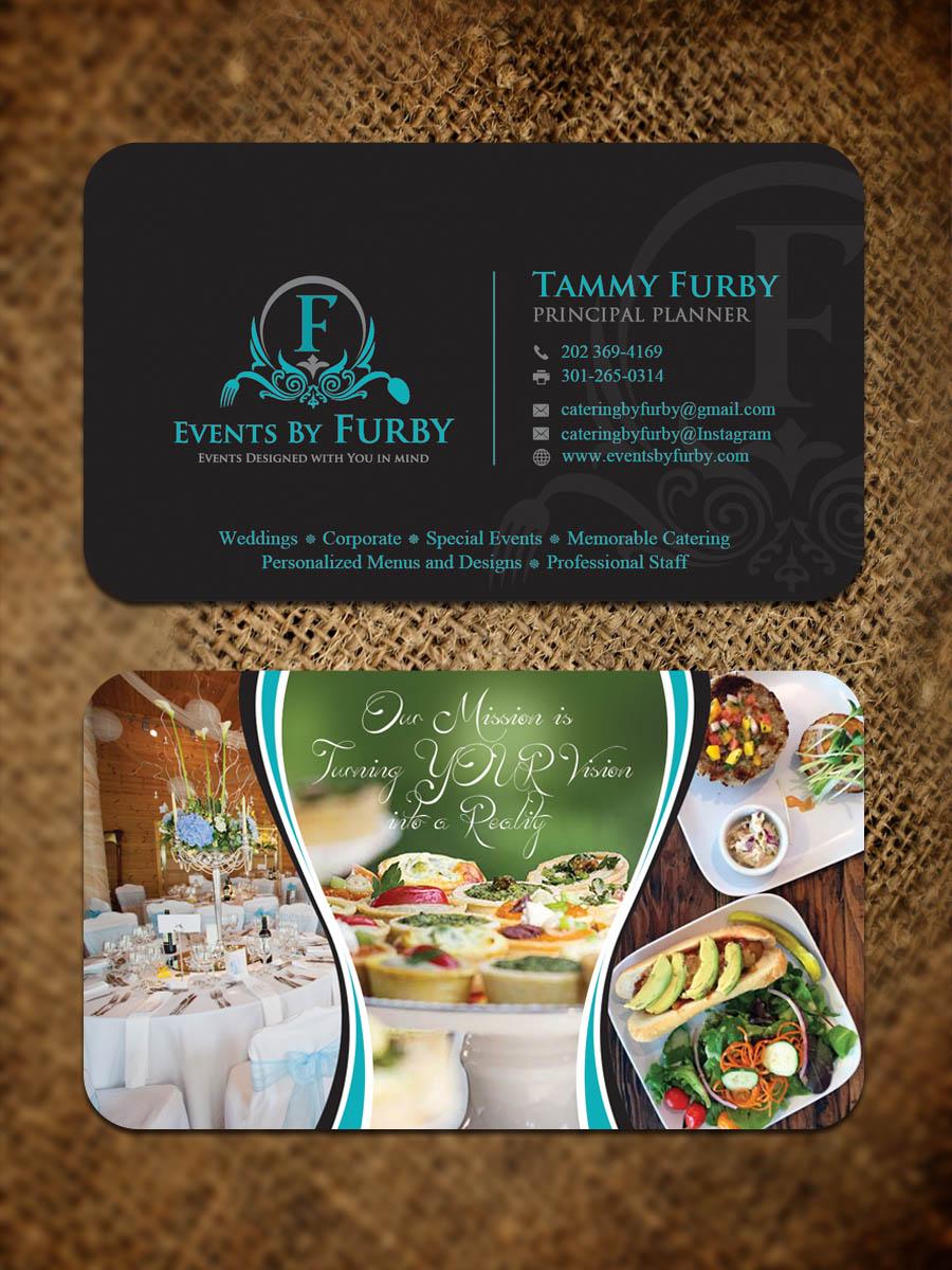 Design De Carte Visite Par Sandaruwan Pour FURBY LLC