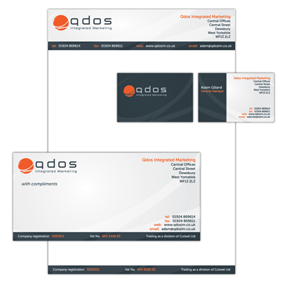 Consultant Stationery Design Adobe 56648