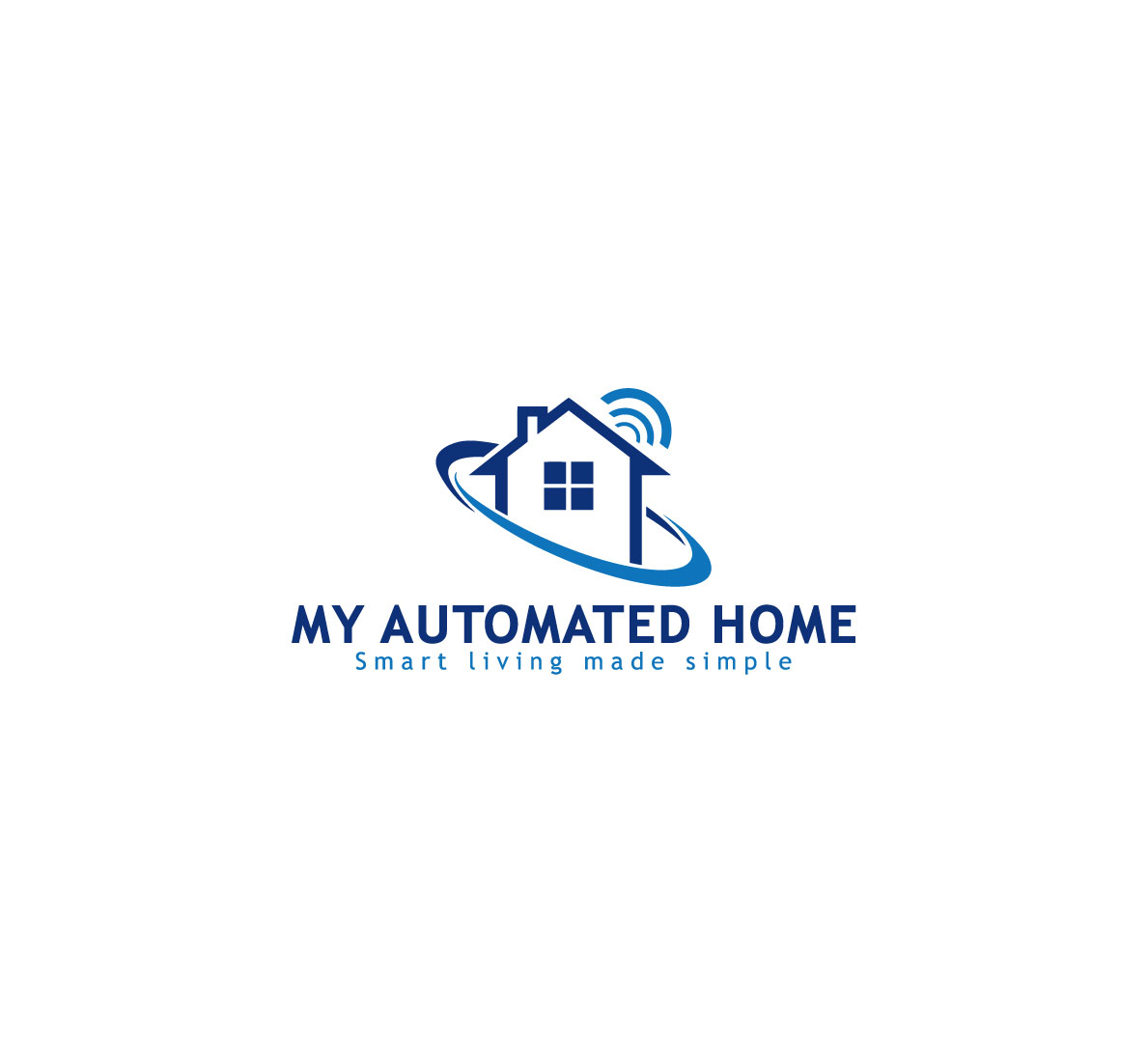 My Automated Home Logo by Setera