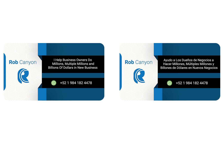 Design De Carte Visite Par Subhendu 3 Pour Incredible Results Training Inc