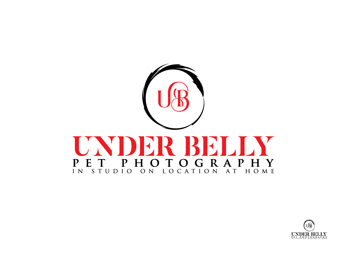 Under Belly Photography Logo Design by logoflow007