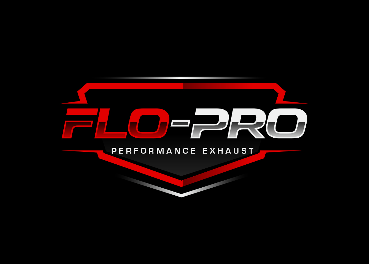 Masculine Bold Automotive Part Logo Design For Flo Pro Performance Exhaust By Alleria Designz Design 19841714