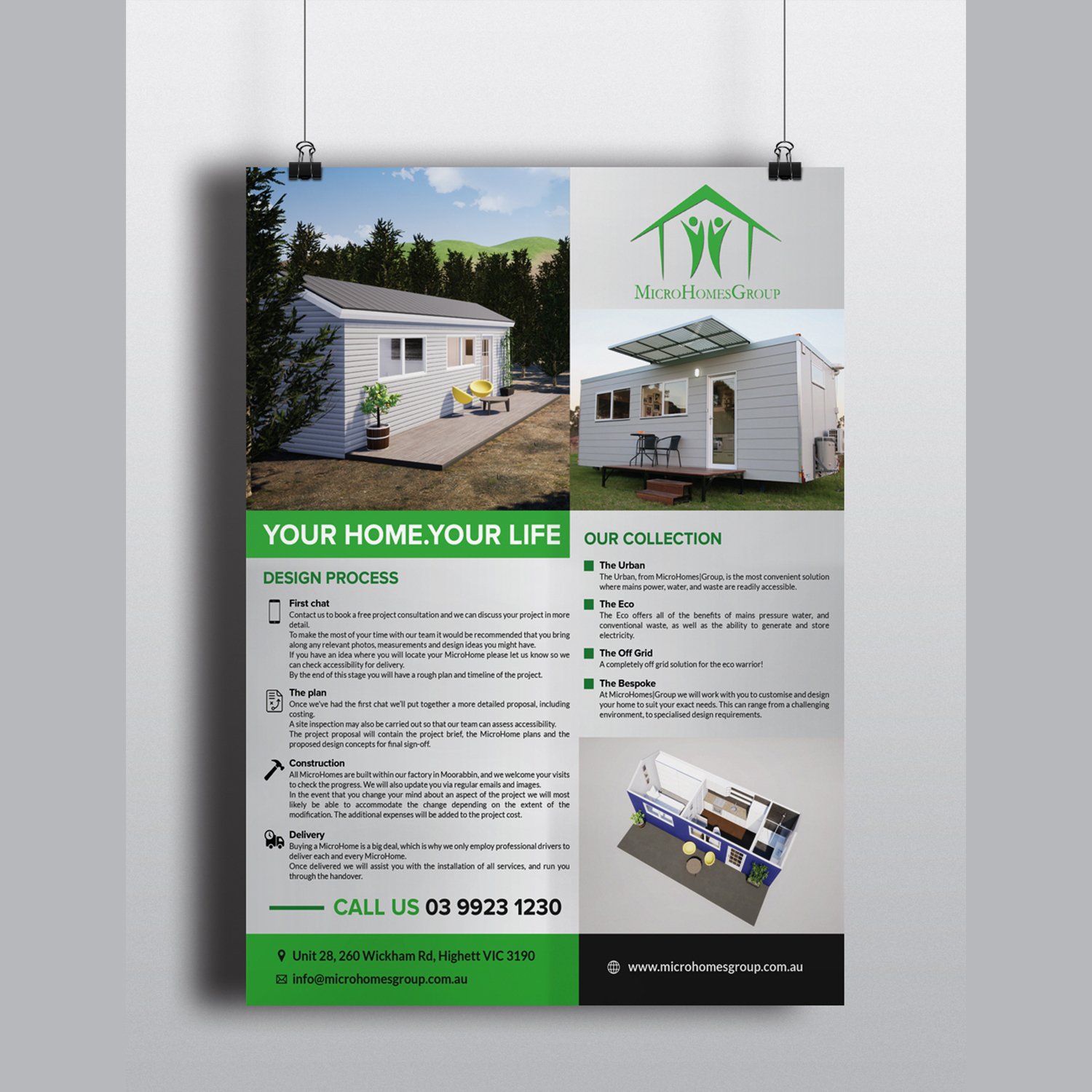 Flyer Design By Technotecdesign For This Project