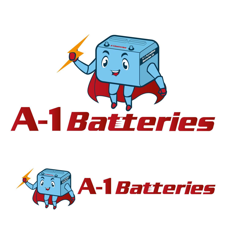 Beltline Remarketing Llc Cars: Elegant, Playful, Automotive Logo Design For A-1 BATTERIES