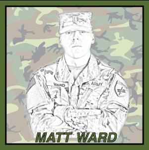 Serious, Masculine Logo Design for MATT WARD by