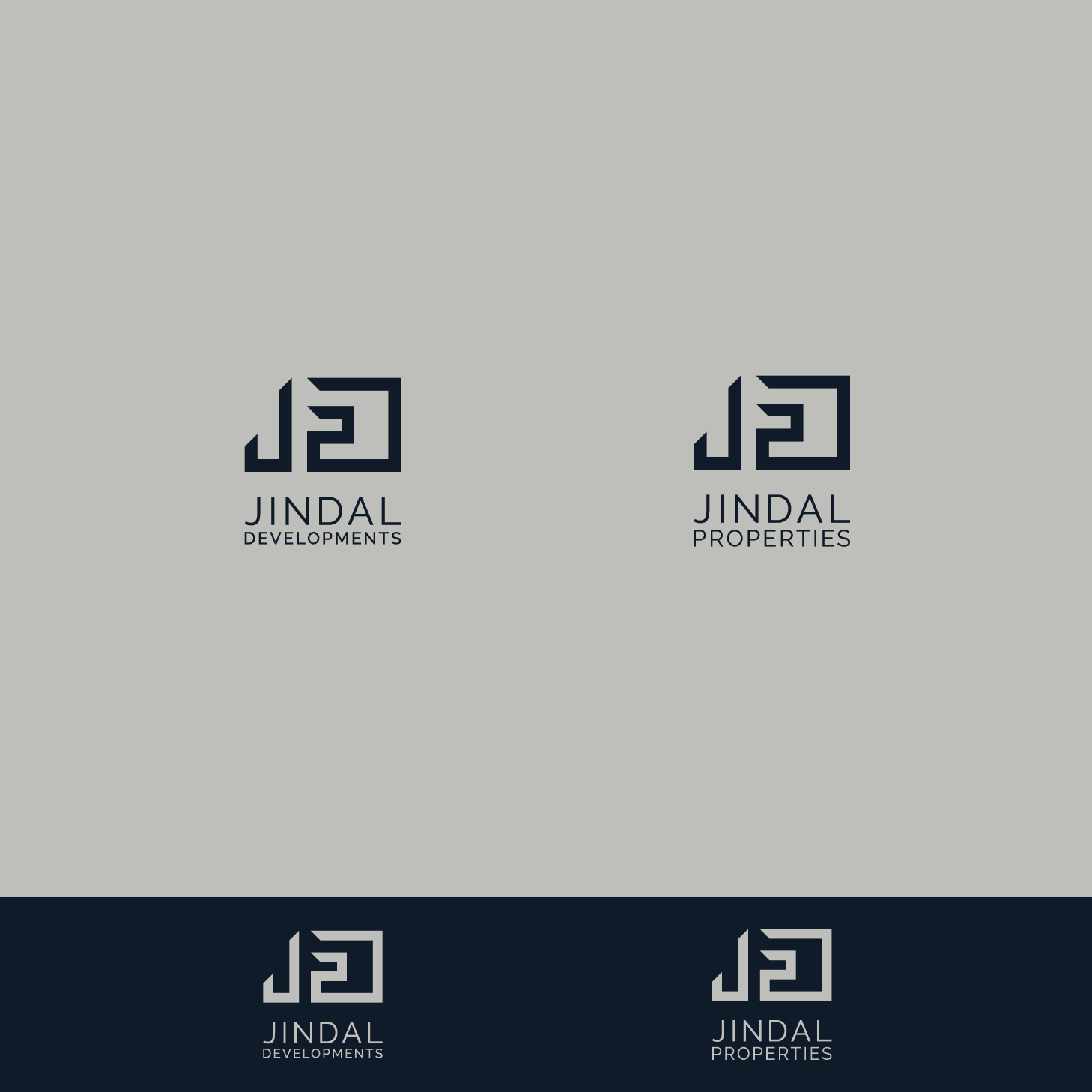 serious modern logo design for interchangeable between jindal developments and jindal properties the letter j d and p must be present in the logo by ana6 osijek design 19878850 jindal properties the letter j d