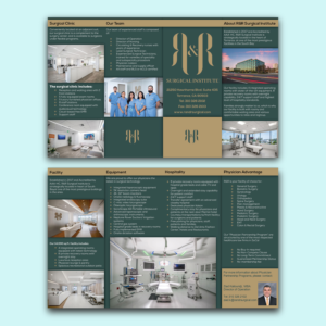 Flyer Design for a Company by alex989 | Design #19889343